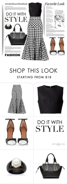My Wardrobe Adventures! by elizabethhorrell on Polyvore featuring Alexander Wang, Dolce&Gabbana, Givenchy, See by Chloé and Palm Beach Jewelry