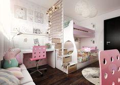 Patrová postel pro holky