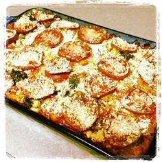 Engine 2 Diet Lasagna Just made it so delicious!