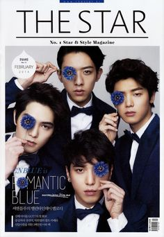 CNBLUE spills about love and drama in a Valentine's Day special interview