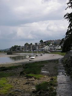 Arnside in Cumbria , UK