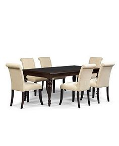 Bradford Dining Room Furniture   Dining Room Collections   Furniture    Macyu0027s