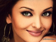 Aishwarya Rai;; She is gorgeous. I love her eyes!