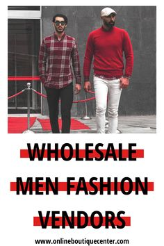 Looking for vendors to start an online boutique for men? Men love fashion too, so get the best and most trendy wholesale vendors for men. This is the #1 fashion vendor list for men on Google and makes it easier for you to get started with trustworthy suppliers. #fashionvendors #menvendors #wholesalemenvendors #menfashion #fashion #wholesalevendors #wholesalefashion #wholesalemenfashionvendors #onlineboutique #boutique Starting An Online Boutique, Love Fashion, Mens Fashion, Men Online, Man In Love, Wholesale Fashion, A Boutique, Online Boutiques, Hustle