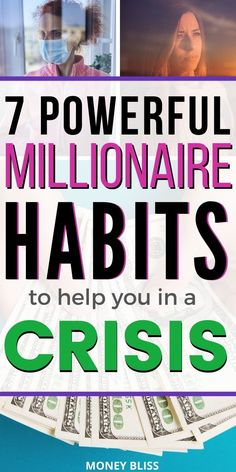 Anyone is capable of implementing these millionaire habits in your life. It is applying basic principles to reach financial success. How To Be Rich, Think And Grow Rich, How To Become, Financial Guru, Financial Peace, Energy Saving Tips, Living On A Budget, Become A Millionaire, Budgeting 101