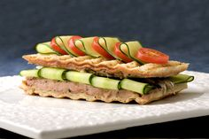 Executive Chef Gabriel Kreuther's Country Pâté Sandwiches -- The Chefs Connection #food #photography
