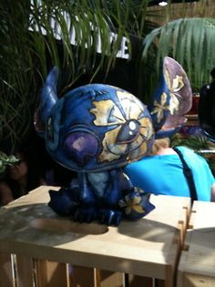 Stitch!  I think I need this...