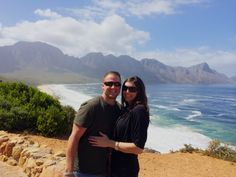 Matthew and Jennifer in Cape Town, South Africa | #LionWorldTales #SouthAfrica #Safari #Africa #Travel #LuxuryTravel