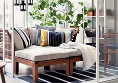 The new IKEA 2015 catalog is here! Great days start with great mornings and great mornings start at home. Ikea Outdoor, Daybed Outdoor, Outdoor Living, Outdoor Chairs, Indoor Outdoor, Ikea Design, Home Design Decor, Design Ideas, Interior Design