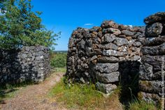 Castro de Carvalhelhos en Boticas   Turismo en Portugal (shared via SlingPic)