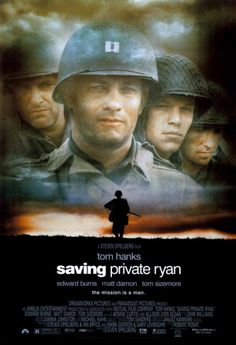 Saving Private Ryan Poster from AllPosters.com