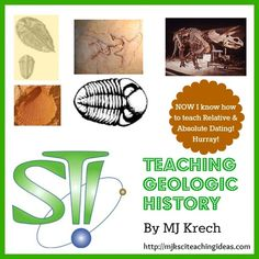 45 best teaching geologic history images on pinterest earth teaching geologic history by mj krech fandeluxe Image collections