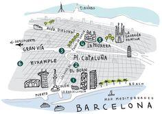 Web Santi Salles - diseño barcelona