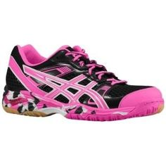 ASICS® Gel-Rocket 6 - Women's - Volleyball - Shoes - Black/Hot ...