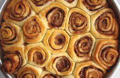 Yummy sweet rolls