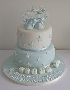 Christening Cake | Flickr - Photo Sharing!