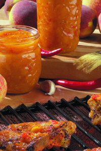 Ginger Peach Barbecue Sauce Recipes — Dishmaps