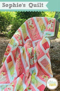 Arabesque Quilt (Moda Bake Shop)   Moda, Layer cake patterns and ... : free quilt patterns moda - Adamdwight.com