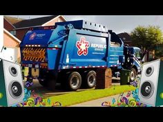 Garbage Truck Song for Kids - Garbage Truck Videos for Children - YouTube