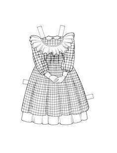 Paper Dolls~Heidi – Bonnie Jones – Picasa Nettalbum