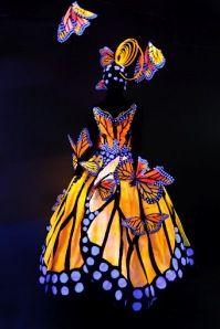 Butterfly Dress... Beautiful