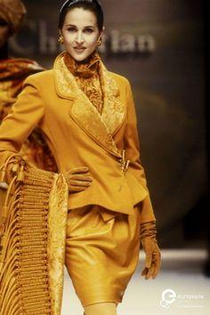 1993 Christian Dior, Autumn-Winter Couture
