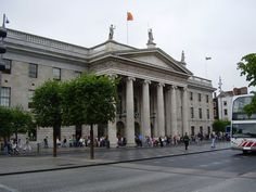 GPO Dublin | Panoramio - Photo of GPO, Dublin