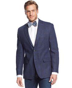 Sean John Men's 2-button Linen Blend Sport Coat | Overstock.com ...