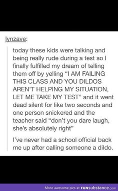 Why don't I have teacher like this?
