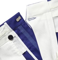 PS by Paul SmithSlim-Fit Cotton-Twill Trousers|MR PORTER