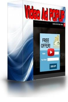 [PLR] Video Ad POPUP Wordpress Plugin | Green Sales