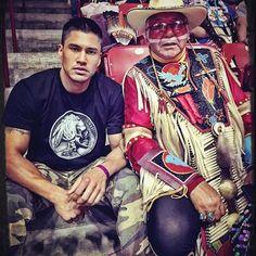 Tlingit Koyukon-Athabascan Martin Sensmeier