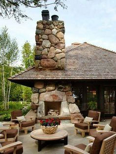 Relax with Wholesale Log Homes - Come and visit with us.  I love this!!!