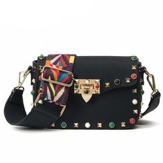 Annabelle Crossed Bag