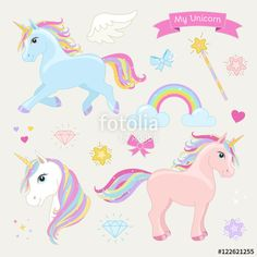Výsledek obrázku pro unicorn clipart