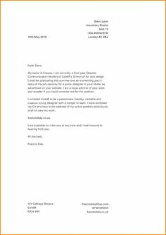 Accounting Job Cover Letter Robert Jones Rchinoko On Pinterest