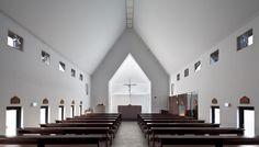 Archigroup MA; Inbo Catholic Church (New Construction); Ulsan, South Korea, 2013.