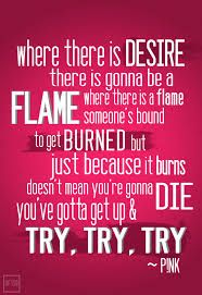 p!nk quotes - Google Search