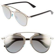 51b5d1c79586 Mirrored Aviator Sunglasses