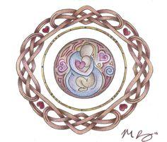 Mother's Love Knotwork by Spiralpathdesigns on deviantART