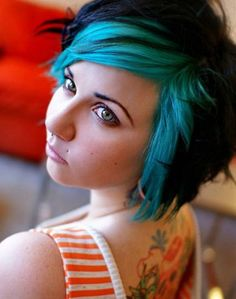 Emo Hairstyles For Asian Girls 2014 Beautiful Short Emo ...