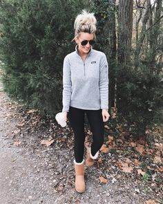 uggs outfit - Nice 48 Comfy Outfit Ideas For Fall - Winter Fashion Outfits, Mom Outfits, Casual Fall Outfits, Fall Winter Outfits, Look Fashion, Autumn Winter Fashion, Fashion Models, Winter Clothes, Casual Weekend Outfit