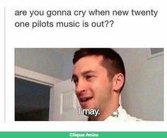 i will definitely cry
