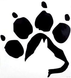 German-Shepherd-Dog-Paw-Print-Car-Truck-Window-Vinyl-Decal-Sticker-12-COLORS