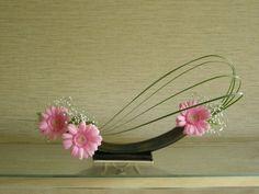 Imágenes de impresionante arte floral japonés                              …
