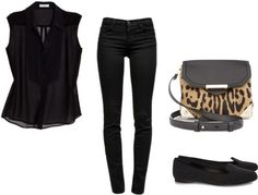 Inspired casual day outfit :)Equipment blouseJ brand skinny jeansAlexander Wang bagYves Saint Lauren loafers
