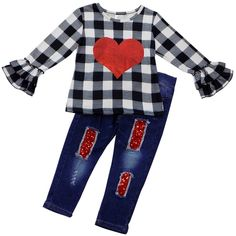Swaddle Blanket Baby Boys First Valentine/'s Day Outfit Valentine/'s Day Outfit,Boys Buffalo Plaid Coming Home Outfit,Boys,Buffalo Plaid