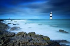 Trwyn Du Lighthouse, UK
