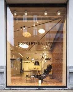 Concept Gallery is a hotspot for architects and design lovers. It ...