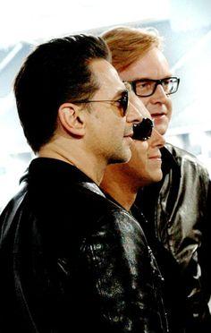 Depeche Mode So. Damn. Cool.